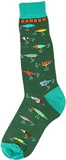 Foot Traffic Novelty Socks for Outdoorsmen