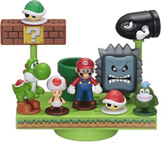 Super Mario World Balance Game Super Mario and Yarn Set