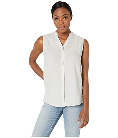 NAU Aere Sleeveless Shirt (Zinc Check) Women