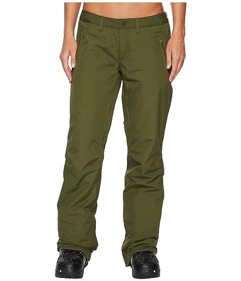 Society Pant, Rifle Green