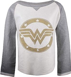 DC Comics Felpe per Ragazze Wonder Woman