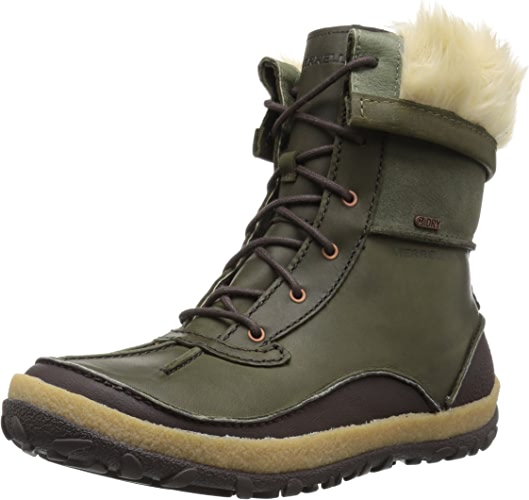 Merrell Wohommes Tremblant Mid Polar Waterproof Snow démarrage, Dusty Olive, 10 M US