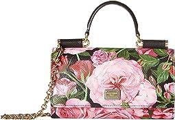 Dolce & Gabbana - Floral Printed iPhone Bag