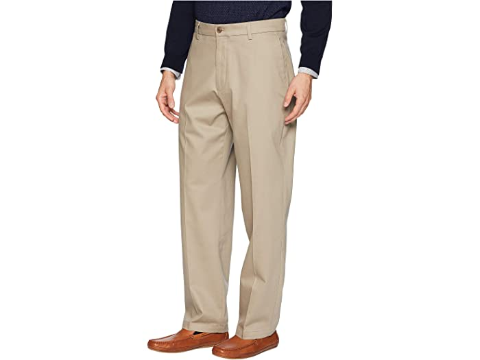 Dockers Mens Relaxed Fit Signature Khaki Lux Cotton Stretch Pants