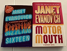 2 Books!  1) Sizzling Sixteen 2) Motor Mouth