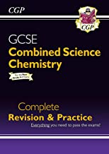 New Grade 9-1 GCSE Combined Science: Chemistry Complete Revision & Practice (CGP GCSE Combined Science 9-1 Revision)
