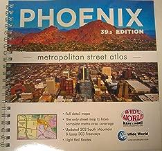 Phoenix Metropolitan Street Atlas 39.2 Edition