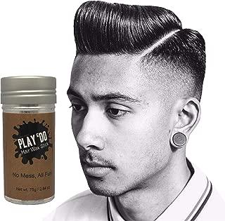 Play 'Do Hair Wax Stick, Hairstyle, Hair texture, Hair wax, Pomade, 2.7 Ounce