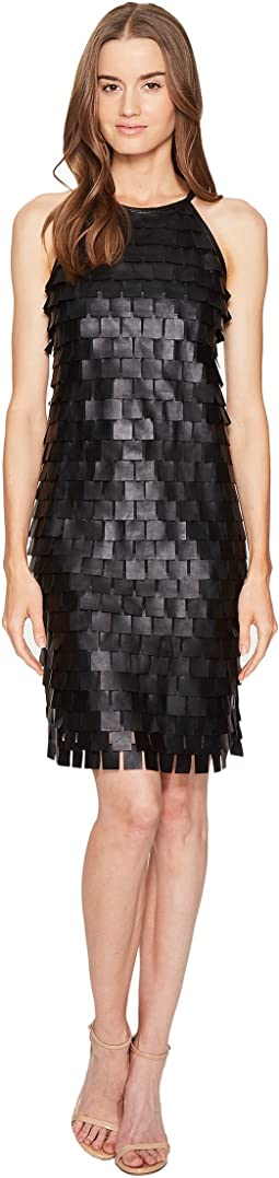 ESCADA Sport - Lafring Leather Petal Dress