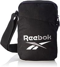 Reebok Unisex_Adult Te City Bag Duffel, Black, one size