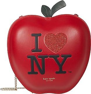 Kate Spade New York Big Apple 3D Apple I Heart Ny Crossbody