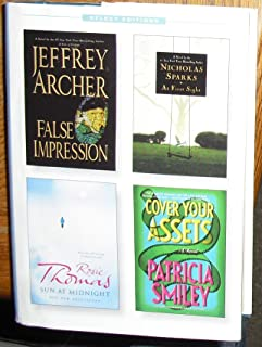 Reader's Digest Select Editions 2006: False Impression, At First Sight, Sun at Midnight, and Cover Your Assets