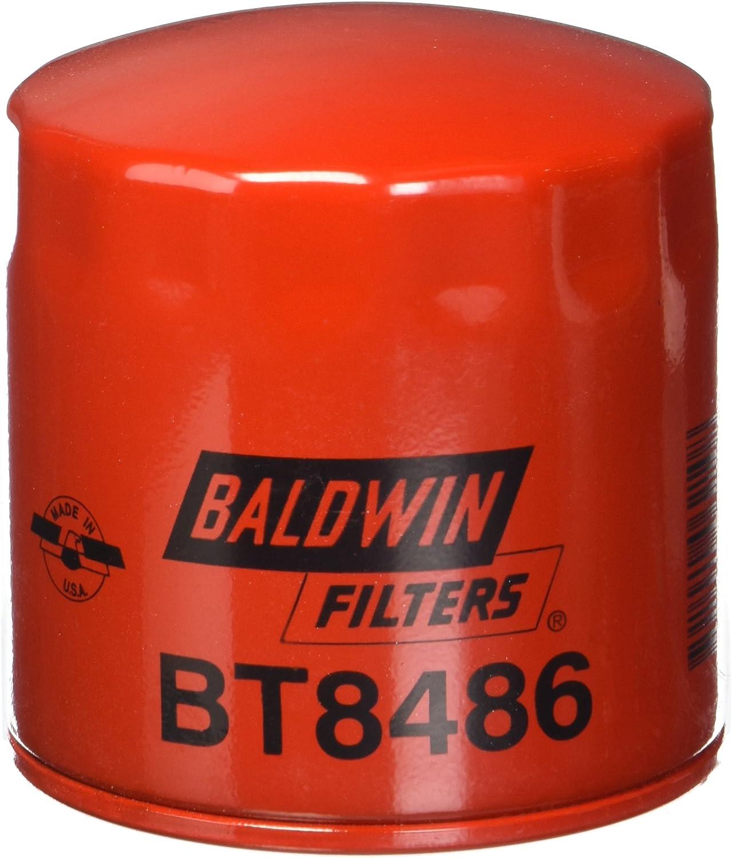 half Baldwin BT8486 Transmission Spin-On Austin Mall Filter