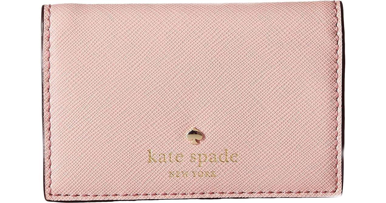 体喉が渇いた出発(ケイト?スペード ニューヨーク) kate spade カード ケース ウォレット 財布 レディーズ Ladies Card Case Wallet