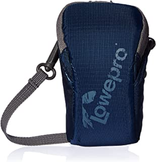 Lowepro Dashpoint 10 A Colorful, Protective and Outdoor-Inspired Pouch with A Flexible Attachment System, Blue, (LP36437-0WW)