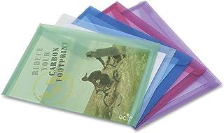 Rapesco Documentos - Carpeta A4+ fabricada con materiales
