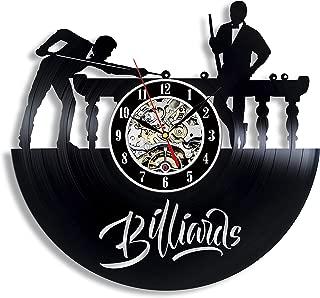 Best billiard wall clocks Reviews