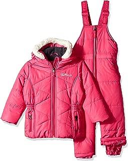 Weatherproof Girls' Toddler Snow Suit
