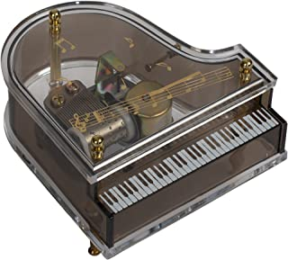Best clear piano music box Reviews