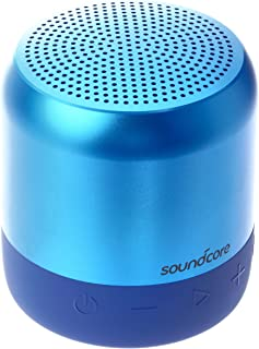 Soundcore Mini 2 Pocket Bluetooth IPX7 Waterproof Outdoor Speaker, Powerful Sound with Enhanced Bass, 15-Hour Long-Lasting...