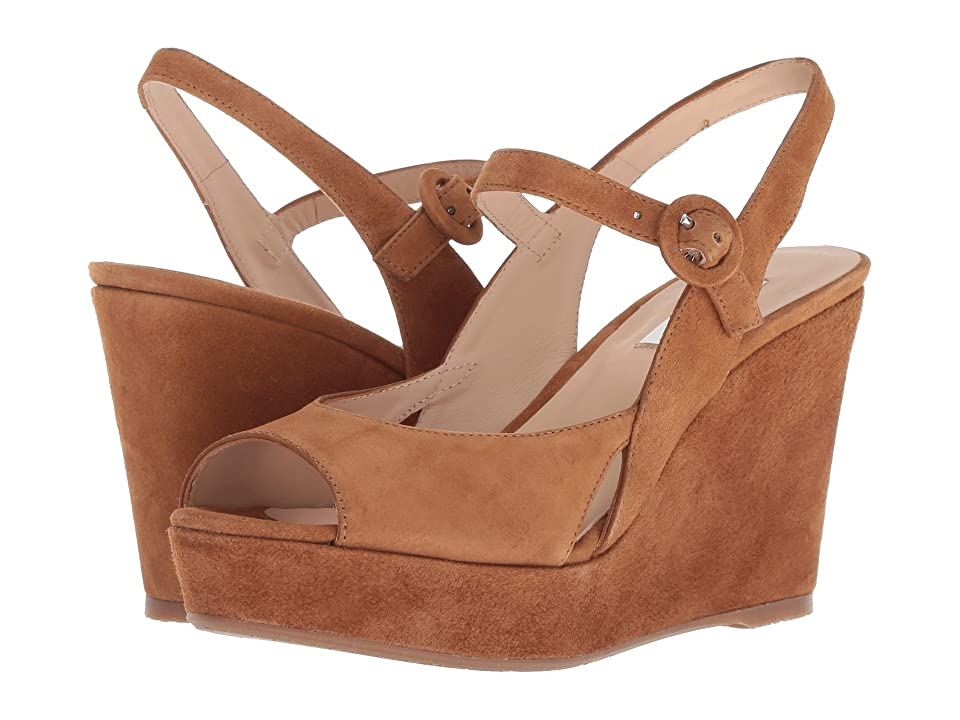 L.K. Bennett Raisa (Tan Suede) Women