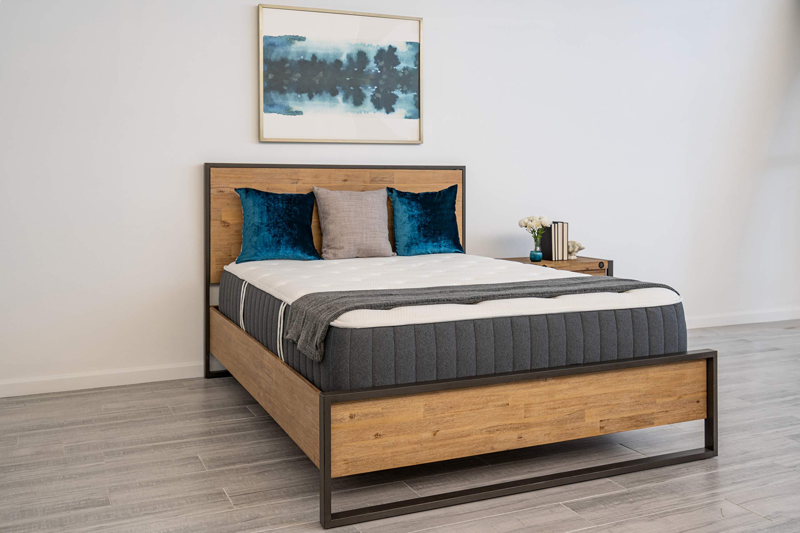 Dreamfoam Bedding Cooling Hybrid Mattress