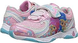 Josmo Kids - Shimmer & Shine Lighted Sneaker (Toddler/Little Kid)