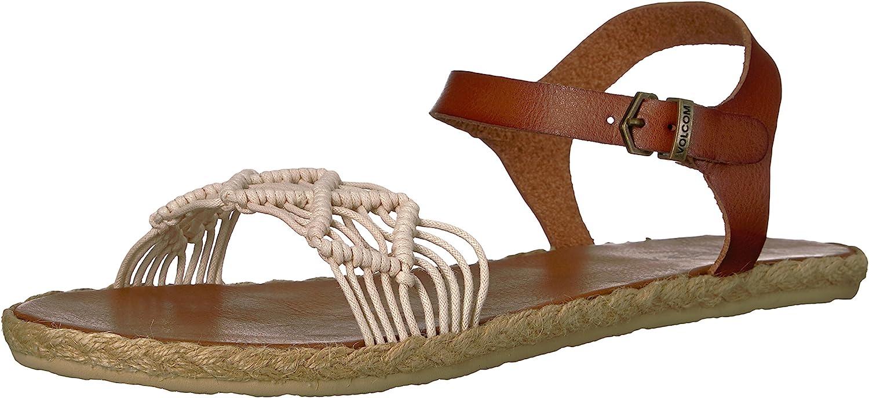 Volcom Womens Finley Sandal Huarache Sandal