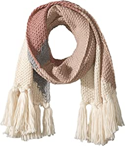 Vince Camuto - Intarsia Triangular Scarf