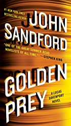 Cover image of Golden Prey by John Sandford