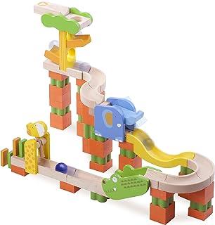 wonderworld 組立木製玩具 Trix Trackサファリトラック TYWW7007
