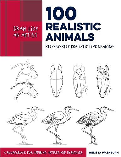 Books By Melissa Washburn_100 Flores Y Plantas Dibujo Realista ...