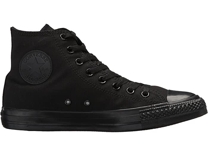 Converse Chuck Taylor® All Star® Core Hi Monochrome Black Sneakers & Athletic Shoes