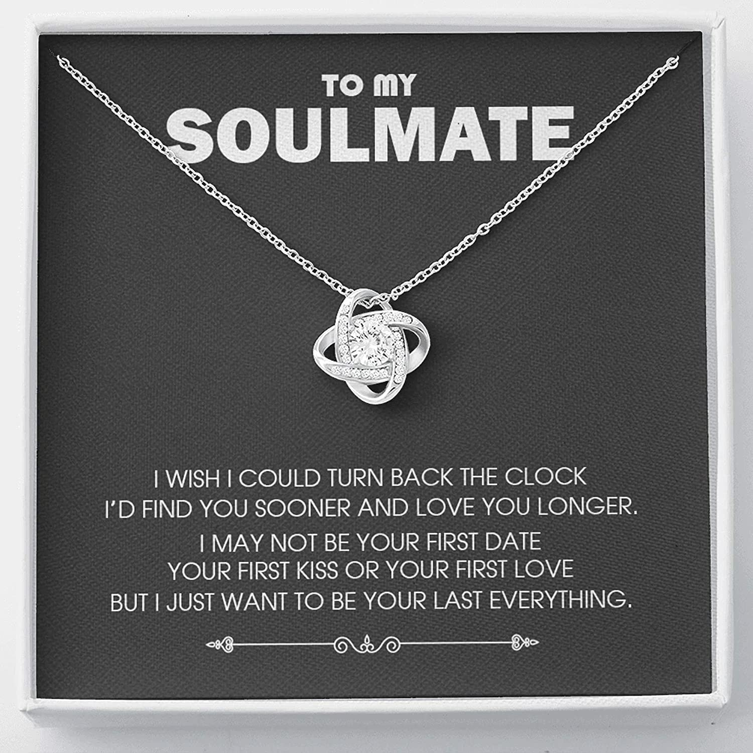 Fa Gifts to My Future Selling rankings Necklace for Gift Sale price Girlfriend Wife