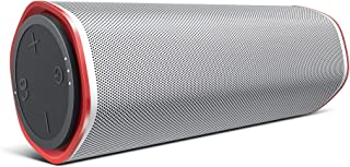 Creative Sound Blaster Free Multifunction Portable Bluetooth Speaker, Built-In MP3 Player with MicroSD (White) (Renewed)