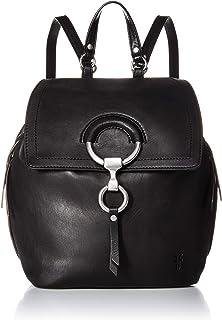 Frye Ilana Small Leather Backpack, grey