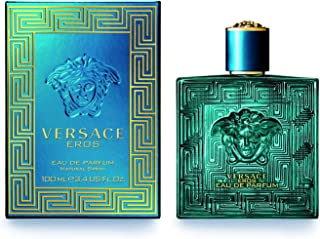 Versace Eros Eau De Parfum Natural Spray, 100 ml