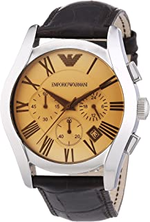Emporio Armani Men's Chronograph Stainless Steel Watch AR1634