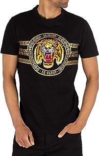 0b02d868f Ed Hardy Tiger Stripe T Shirt Khaki
