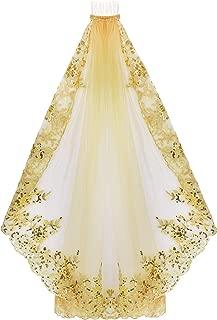 Best princess wedding veil Reviews