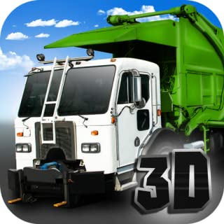 Garbage Truck 3D: City Driver