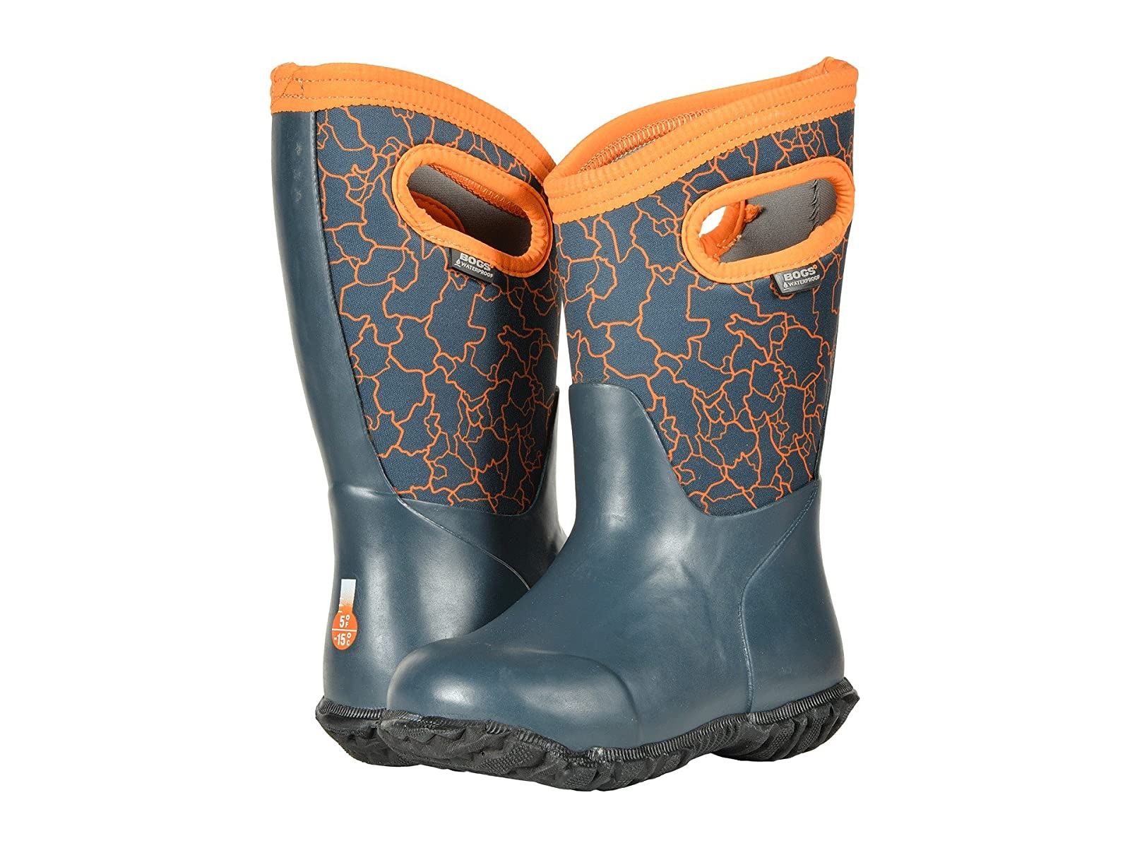 Bogs Kids Durham Crackle (Toddler/Little Kid/Big Kid)Cheap and distinctive eye-catching shoes