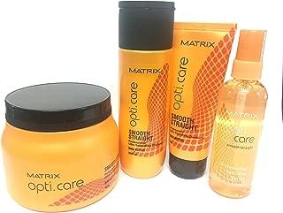 Matrix By Fbb Opti Care Shampoo(200Ml), Conditioner(98G),Serum(100Ml) And Masque(490G)