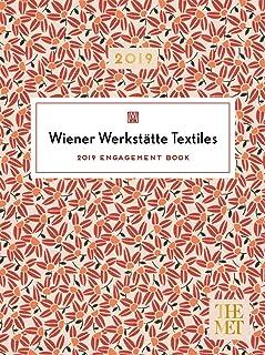2019 Engagement Calendar, Wiener Werkstatte Textiles