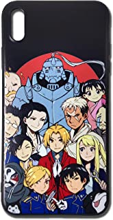Full Metal Alchemist Cell Phone Cases & Covers for iPhone Xs Max