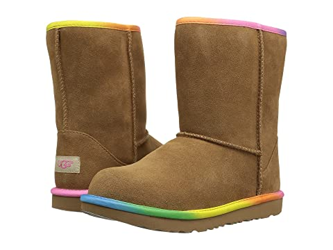 brown uggs for kids