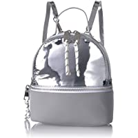 Steve Madden Candace Mini Backpack (Silver)