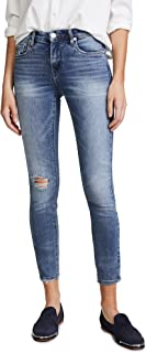 Blank Denim Women's Mid Rise Skinny Ankle Jeans
