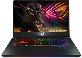 "ROG Strix SCAR II Gaming Laptop, 17.3"" 144Hz 3ms IPS Type, Intel Core i7-8750H Processor, NVIDIA GeForce GTX 1060 6GB GDDR5, 16GB DDR4, 256GB PCIe SSD + 1TB HDD, RGB, Windows 10 Home - GL704GM-DH74"