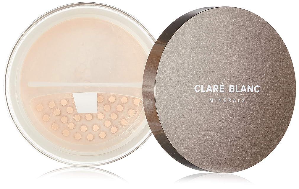 ぬるい疑問に思う衝動CLARE BLANC(クラレブラン) ミネラルファンデーション WARM 520